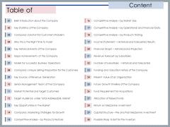 Mezzanine Venture Capital Funding Pitch Deck Content Demonstration PDF