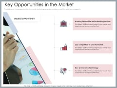 Mezzanine Venture Capital Funding Pitch Deck Key Opportunities In The Market Introduction PDF