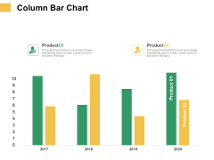 Micro Macro Environment Elements Column Bar Chart Ppt File Rules PDF