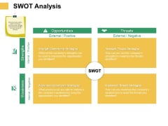 Micro Macro Environment Elements SWOT Analysis Ppt Professional Slide PDF