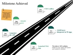 Milestone Achieved Ppt PowerPoint Presentation Infographics Graphic Tips