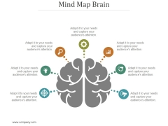 Mind Map Brain Ppt PowerPoint Presentation Infographic Template