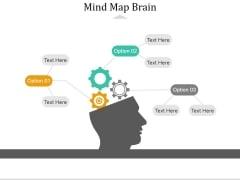 Mind Map Brain Ppt PowerPoint Presentation Slides Guidelines
