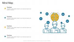 Mind Map Company Profile Ppt Infographics Graphics PDF