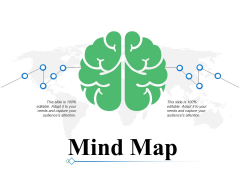 Mind Map Knowledge Ppt PowerPoint Presentation Outline Vector