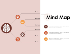 Mind Map Knowledge Ppt Powerpoint Presentation Slides Icon