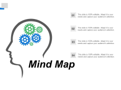 Mind Map Planning Ppt PowerPoint Presentation Pictures Master Slide