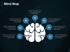 Mind Map Ppt PowerPoint Presentation Icon Show