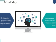 Mind Map Ppt PowerPoint Presentation Shapes