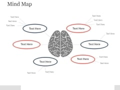Mind Map Template 1 Ppt PowerPoint Presentation Example