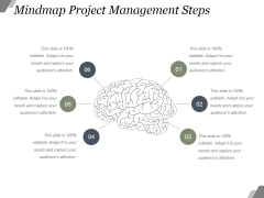 Mindmap Project Management Steps Ppt PowerPoint Presentation Layouts