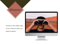 Mission Ppt PowerPoint Presentation Professional