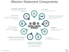 Mission Statement Components Ppt PowerPoint Presentation Example File