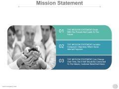 Mission Statement Ppt PowerPoint Presentation Samples