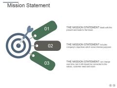 Mission Statement Ppt PowerPoint Presentation Show Graphics