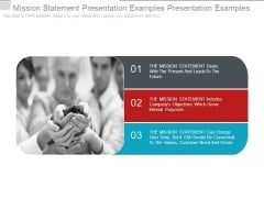 Mission Statement Presentation Examples Presentation Examples