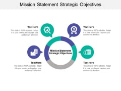 Mission Statement Strategic Objectives Ppt PowerPoint Presentation File Graphics Download Cpb