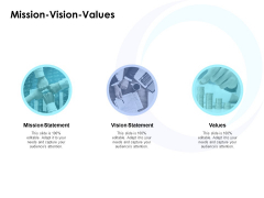 Mission Vision Values Ppt PowerPoint Presentation Gallery Skills