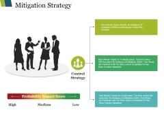 Mitigation Strategy Ppt PowerPoint Presentation Slides Gridlines