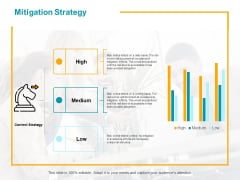 Mitigation Strategy Ppt PowerPoint Presentation Summary Deck