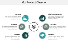 Mix Product Channel Ppt PowerPoint Presentation File Aids Cpb