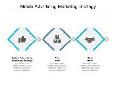 Mobile Advertising Marketing Strategy Ppt PowerPoint Presentation Icon Graphics Design Cpb