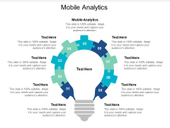 Mobile Analytics Ppt PowerPoint Presentation Portfolio Example Topics Cpb