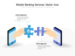 Mobile Banking Services Vector Icon Ppt PowerPoint Presentation Inspiration Ideas PDF