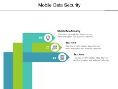Mobile Data Security Ppt PowerPoint Presentation Model Slides Cpb