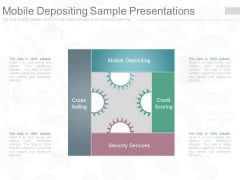 Mobile Depositing Sample Presentations