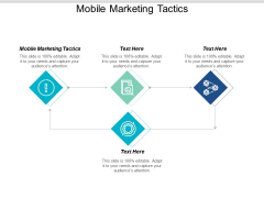 Mobile Marketing Tactics Ppt PowerPoint Presentation Professional Graphic Images Cpb