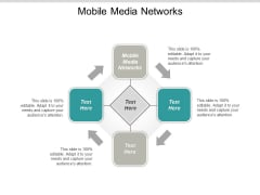 Mobile Media Networks Ppt PowerPoint Presentation Outline Icon Cpb