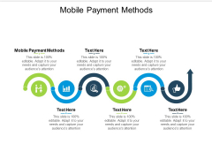 Mobile Payment Methods Ppt PowerPoint Presentation Infographic Template Example File Cpb