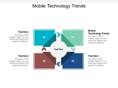 Mobile Technology Trends Ppt PowerPoint Presentation Infographic Template Infographics Cpb