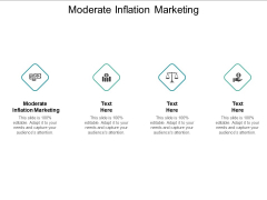 Moderate Inflation Marketing Ppt PowerPoint Presentation Gallery Slides Cpb