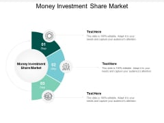 Money Investment Share Market Ppt PowerPoint Presentationmodel Brochure Cpb