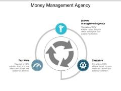 Money Management Agency Ppt PowerPoint Presentation Show Slide Cpb