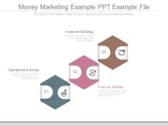Money Marketing Example Ppt Example File