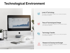 Moneymaking Circumstance Technological Environment Ppt Infographic Template Design Inspiration PDF