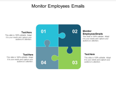 Monitor Employees Emails Ppt PowerPoint Presentation Infographic Template Sample Cpb