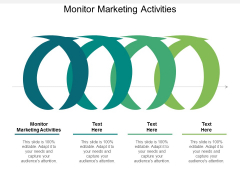 Monitor Marketing Activities Ppt PowerPoint Presentation Show Guidelines Cpb