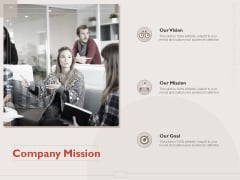 Monitoring Computer Software Application Company Mission Ppt PowerPoint Presentation Summary Model PDF