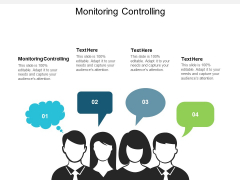 Monitoring Controlling Ppt PowerPoint Presentation Outline Ideas Cpb