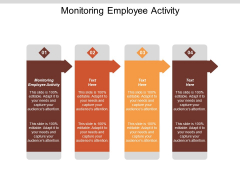 Monitoring Employee Activity Ppt PowerPoint Presentation Slides Images Cpb
