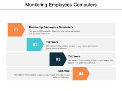Monitoring Employees Computers Ppt PowerPoint Presentation Model Design Templates Cpb
