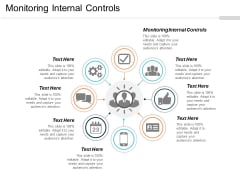 Monitoring Internal Controls Ppt Powerpoint Presentation Infographics Graphics Example Cpb