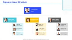 Monthly Digital Marketing Report Template Organizational Structure Topics PDF
