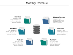 Monthly Revenue Ppt PowerPoint Presentation Layout