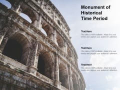 Monument Of Historical Time Period Ppt PowerPoint Presentation Icon Graphics Cpb