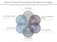More Products Presentation Background Images